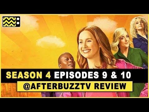Unbreakable Kimmy Schmidt Season 4 Episodes 9 & 10 Review & After Show