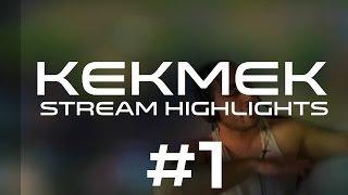 KekMek Stream Highlights 07/04/2016Subscribe for mer! :-)
