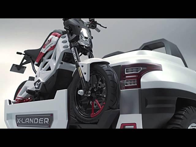 Concept - Suzuki X-Lander
