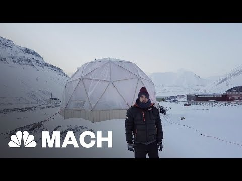 , title : 'How To Garden In The Arctic | Mach | NBC News'
