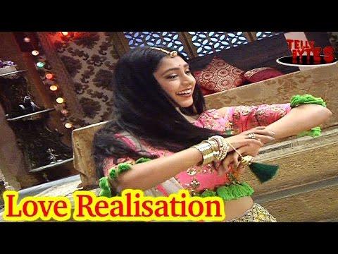Love realisation for Shivani in Ghulaam