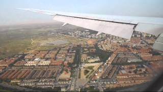 Alcalá La Real Spain  City new picture : Flying over Alcala la Real - Landing in Granada Spain