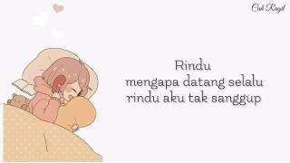 Rindu - Dengarkan Dia (Animasi Lirik) -- Ayudia feat Ditto