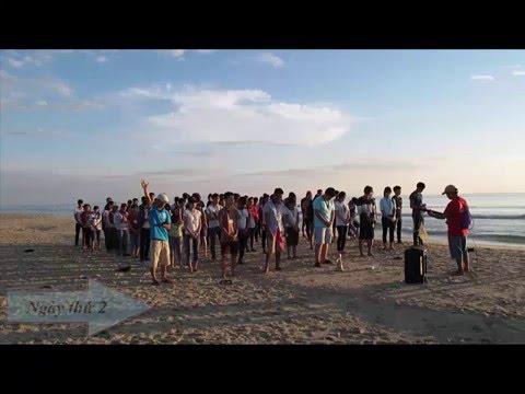 Clip vui: Phóng sự Trại hè Thanh niên UPCV 2015 - miền Trung