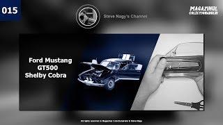 Download Lagu Macheta Ford Mustang 1:8 DeAgostini 015/100 Mp3