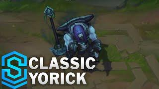 Chi tiết hình ảnh, bộ kỹ năng Yorick được làm lại hoàn toàn mới