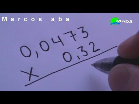 Aprenda a multiplicar e somar - matemática