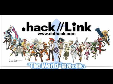 .hack//LINK OST - Boss Battle Song 2 [Jidai no Mukou he]