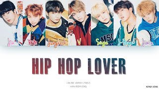 BTS (방탄소년단) – HIP HOP LOVER  (Color Coded Han|Rom|Eng Lyrics)
