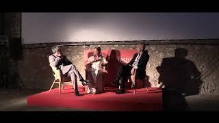Federico Buffa intervistato da Boris Sollazzo all'Ischia Film Festival 2018