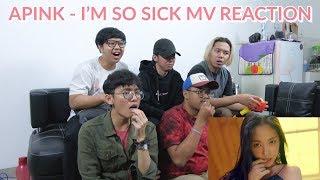 "Download Video ""PERUBAHAN YANG KAMI TUNGGU-TUNGGU"" | APINK - I'M SO SICK MV REACTION MP3 3GP MP4"
