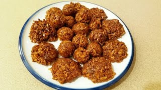 Liberian Coconut Candy - Toffee