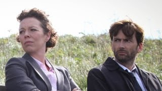 Before the WEDNESDAY AUGUST 7 premiere of BBC America's critically-acclaimed new drama series BROADCHURCH, watch ...