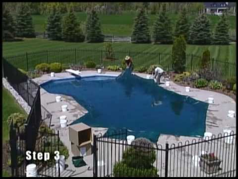 MFS Supply Pool Cover,