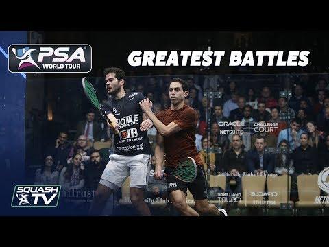 Squash: Momen v Gawad - Greatest Battles