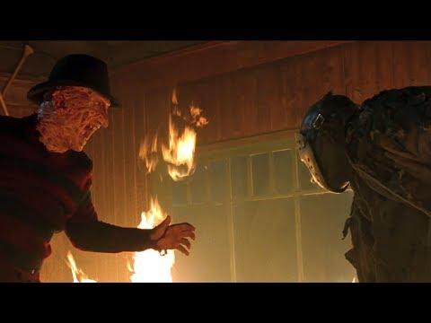 Final Fight (Part 1) Cut | Freddy vs Jason