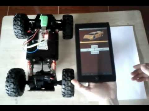 Video of RC Bluetooth Remote Control