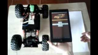 RC Bluetooth Remote Control YouTube video