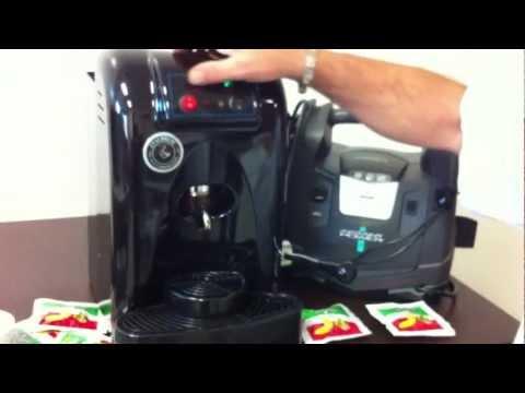 12 Volt Espresso Machine