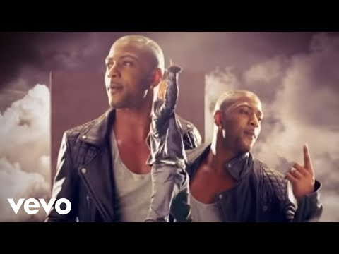 JLS – Eyes Wide Shut ft. Tinie Tempah