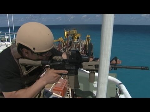 war - How real U.S. merchant ship captains prepare for the threat of being boarded by pirates.