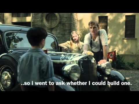 The Boy In The Striped Pyjamas - Short Movie