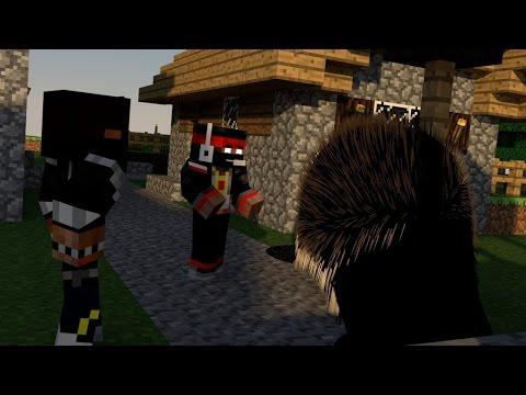Битва с огромной меховой ШАПКОЙ!!11!1 [Бандитские Будни] - MineCraft