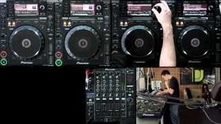 Laidback Luke - Live @ DJsounds Show 2011