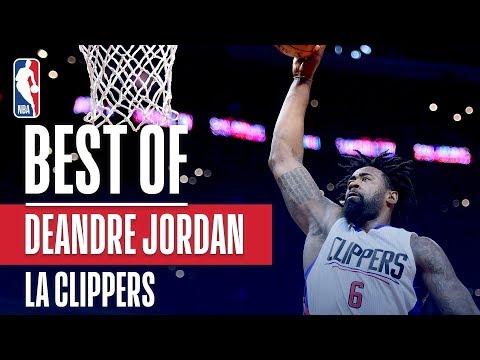 Video: DeAndre Jordan's BEST Career Plays