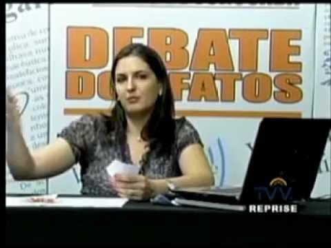 Debate dos Fatos na TV Votorantim ed.40 --