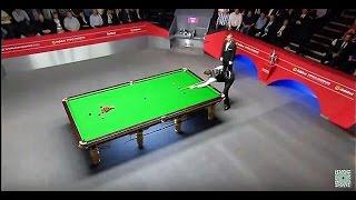 Snooker 2014 W.C. Selby V  O'Sullivan (32) [HD]