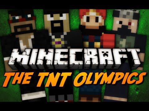 Minecraft: TNT Olympics - Finale - AntVenom POV
