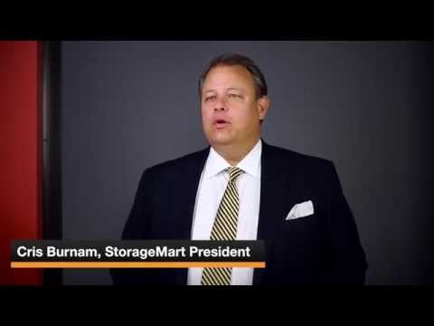StorageMart President Finalist for EY Entrepreneur of the Year Award 2014 [VIDEO]