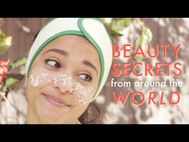 Beauty Secrets From Around The World! | Beauty By VOIS