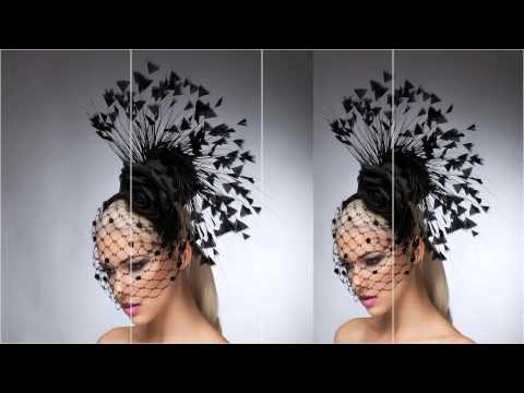 Arturo Rios Kentucky Derby Hats, Melbourne cup hats, Rihanna