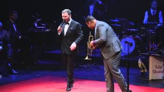 Come Rain Or Come Shine - Jan Smigmator & Jumaane Smith, RTV Big Band