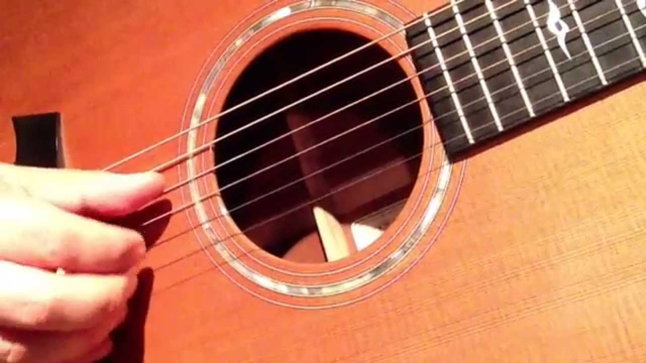 Fingerpicking For BEGINNERS-Play Guitar In 12 Minutes! Lesson 2