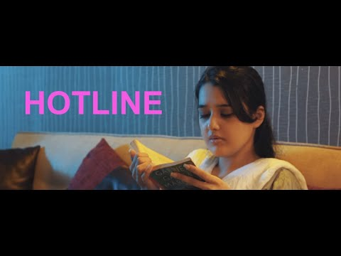 """HOTLINE"" 2017 (Urdu Film) Rated PG 18 (Adult Romantic Drama) My Thesis."