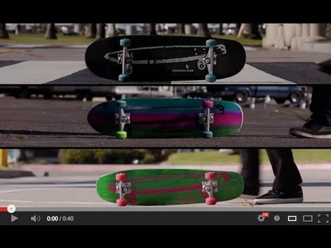 Crailtap   Crail Cruiser Skateboard | Video