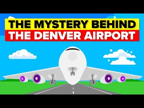 The Scary Mystery Behind The Denver Airport