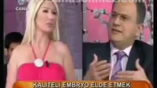 Tüp Bebek Nedir? Başarı Oranları - Kanal D Seda Sayan - Prof. Dr. Süha Sönmez