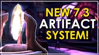 Patch 7.3 is bringing an additional artifact weapon progression system with the Netherlight Crucible. This will allow you to customize your relic slots. They've also revamped how Artifact Knowledge operates.http://www.wowhead.com/news=268045/netherlight-crucible-and-relic-customization-in-patch-7-3●Twitter - https://twitter.com/BellularGaming●I Stream on Twitch.tv! - http://bit.ly/BellularTwitchWoW News Websites- MMO-Champion.com- WoWHead.com- The WoW Devs are on Twitter (http://wow.joystiq.com/2014/02/25/wow-insiders-guide-to-blizzard-twitter-accounts/)