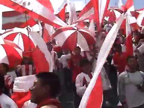 Entrada De La Furia Roja Al Clásico (15/02/2009) - Furia Roja - Técnico Universitario