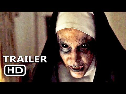 CURSE OF THE NUN Official Trailer (2018) Horror Movie