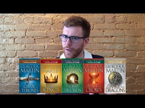 Guy tries to recap all the Game of Thrones books in 2