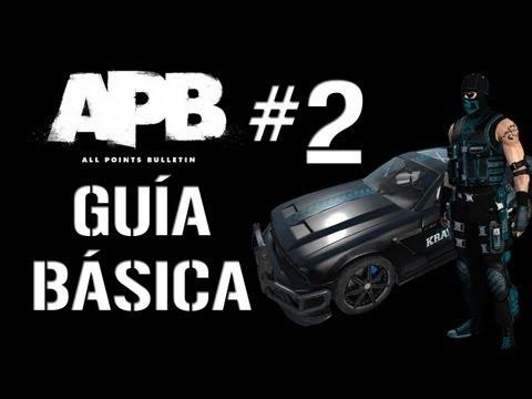 APB Reloaded Guía Básica Jugadores Nuevos #2 | DISTRITO DE PELEA | Kraviuz