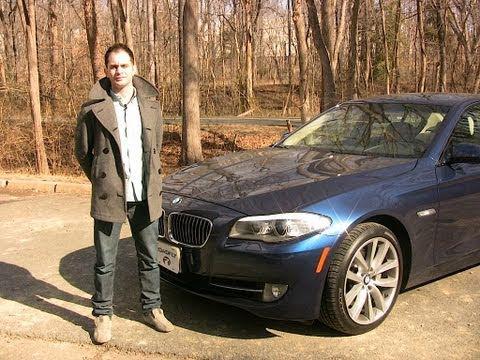 Roadfly.com – 2011 BMW 5 Series 535i Road Test & Review