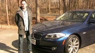 Roadfly.com - 2011 BMW 5 Series 535i Road Test&Review