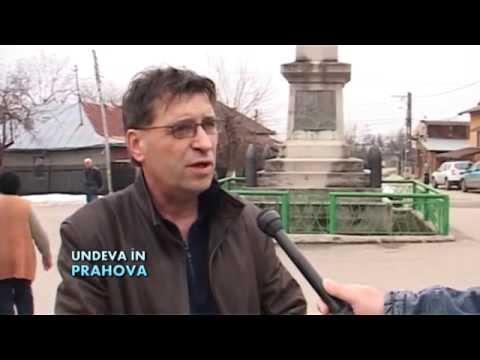 Emisiunea Undeva în Prahova – comuna Scorțeni – 23 februarie 2014