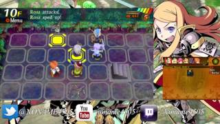 Etrian Mystery Dungeon Let's Play Part 12 -Haunted Woods (part 3)